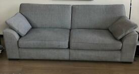 Next 4 seater sofa