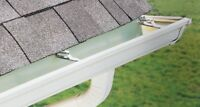 New Eavestrough + Soffit + Repairs Toronto Mississauga Brampton