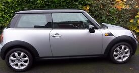 Mini Cooper 2007 #reduced# Silver 07 REG - same family since new, low miles