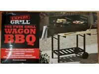 Expert Grill - Twin Grill Wagon BBQ