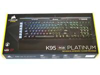 Corsair K95 Platinum RGB Gaming Keyboard