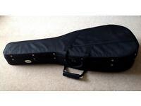 Polyfoam Guitar Case for Classical/ Parlor size acoustic guitars * PRICE DROP