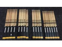 Drum Stick Clearance - Promark and LA Special 7A, 5A, 5B, 2B - Hickory