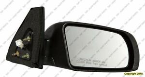 Door Mirror Power Passenger Side Heated Signal Smooth Coupe 2.5L Nissan ALTIMA 2010-2012