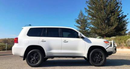 2015 Toyota LandCruiser VX 1 Owner LIFTED & LOW Ks Hillarys Joondalup Area Preview