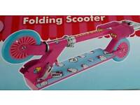 Hello kitty girls scooter Brand New