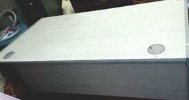 Office Desk Long 150 cm long Grey Color