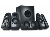 Z506 5.1 SURROUND SOUND SPEAKER SYSTEM Used like new RRP £84.99