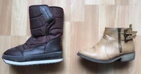 Girls winter boots UK 2