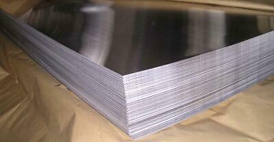4 X 8 Aluminum Mill Finished Sheet .025 Thickness New