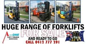 FORKLIFTS FOR SALE - HUGE RANGE Minchinbury Blacktown Area Preview