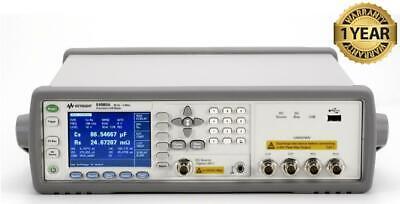 Keysight Agilent E4980a 2mhz Precision Lcr Meter W Options 200 710