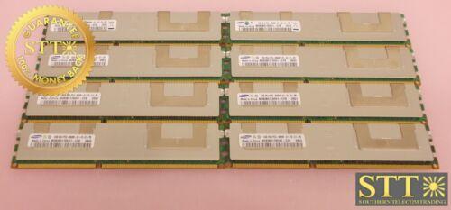 M393b5170eh1-cf8 Samsung 4gb 2rx4 Pc3-8500r-07-10-e1-p0 Ecc Dimm (lot Of 8)
