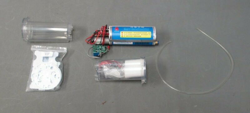 Arkmodel 300ml Piston Tank and Component Housing for RC Submarines EX