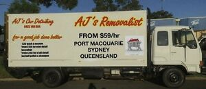 Removalist truck Port Macquarie Port Macquarie City Preview