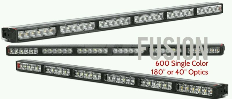 NEW Feniex Fusion 600 Stick/Bar Led Light Single Color
