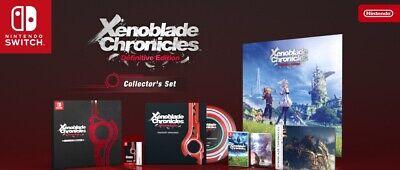 Usado, Nintendo Switch Xenoblade Chronicles Definitive Edition Collector comprar usado  Enviando para Brazil