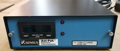 Sensus Act-pak 1200d Series Water Meter System  V