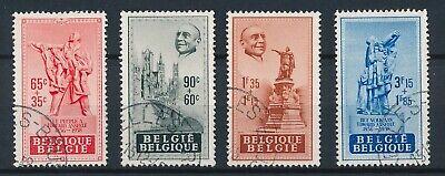 [721] Belgium 1948 good Set very fine Used Stamps
