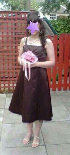 Debenhams debut dress size 10