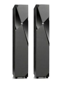 JBL STUDIO 190 FLOOR SPEAKERS TOWERS 2