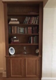 Solid Wooden Bookcase