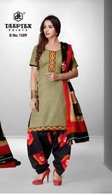 DEEPTEX PICHKARI PATIYALA VOL-10 WHOLESALE PRINTED DRESS MATERIAL