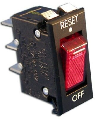2 Cit Citr2 Series Illuminated Circuit Breaker Rocker Switch 125v 8a 2 For 1
