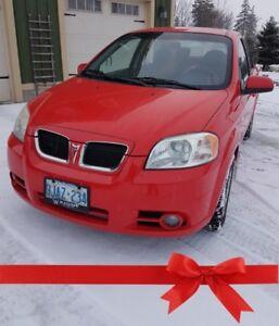2008 Pontiac Wave SE Sedan