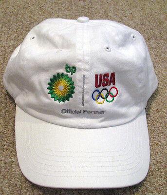 London 2012 Olympic Usa Olympic Noc Bp Official Partner  Staff Baseball Cap Hat