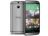 Sim Free HTC ONE M8 Grey 16GB