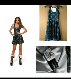 Black Milk Clothing Game of Thrones Skater Dress