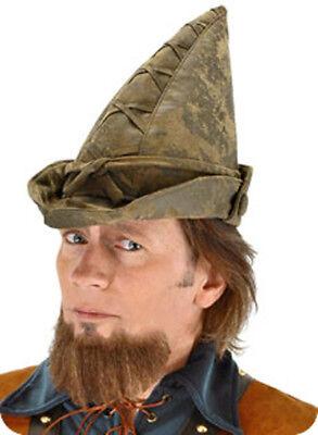 ROBIN HOOD HAT COSTUME ACCESSORY HALLOWEEN FUN NEW (Robin Hood Halloween Costume Accessories)
