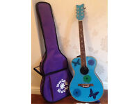 Daisy Rock Acoustic Guitar REDUCED