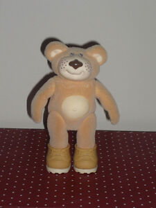 2 Furskins Bears .. Like New .. In excellent condition..Vintage Cambridge Kitchener Area image 3