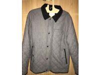 Men's medium jacket burton. Checkered