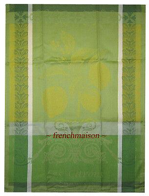 Полотенца, кухонные полотенца Garnier Thiebaut CITRON