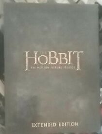 The Hobbit extended edition box set