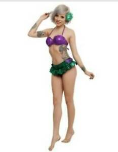 BNWT Sexy Hot Topic Disney's Little Mermaid Under the Sea Swimsuit Cottesloe Cottesloe Area Preview