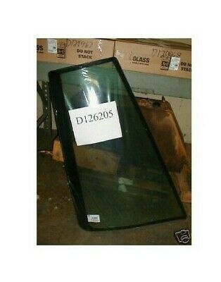 Case 580k 580l 580sl 580sk 590t Left Corner D126205 Cab Glass Quarter Window New
