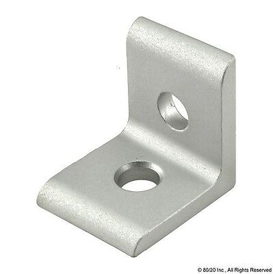 8020 Inc T-slot Aluminum 2 Hole Inside Corner Bracket 10 Series 4119 N