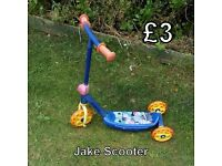 Jake Scooter