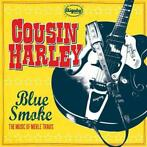cd - cousin harley  - BLUE SMOKE- THE MUSIC OF MERLE TRAVI..