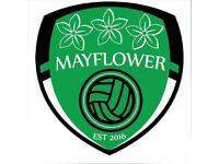 AFC Mayflower needs you