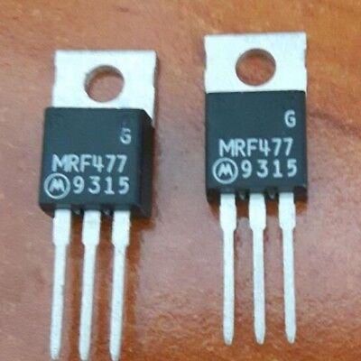 1pcs Rfvhfuhf Transistor Motorola To-220 Mrf477 100 Genuine And New