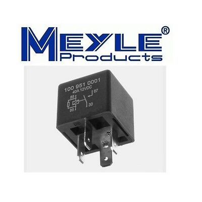 for Audi Porsche Volkswagen Meyle Brand Multi Purpose Relay - 1009510001