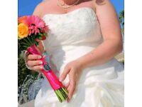 Wedding dress (petite)