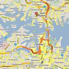 Undercover Carspace next to Waverton station - mins from City Waverton North Sydney Area Preview