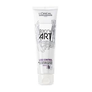 L'Oreal Professionnel Tecni Art Liss Control Gel Cream 150ml