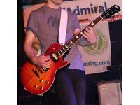Burny RLG55 VCS guitar